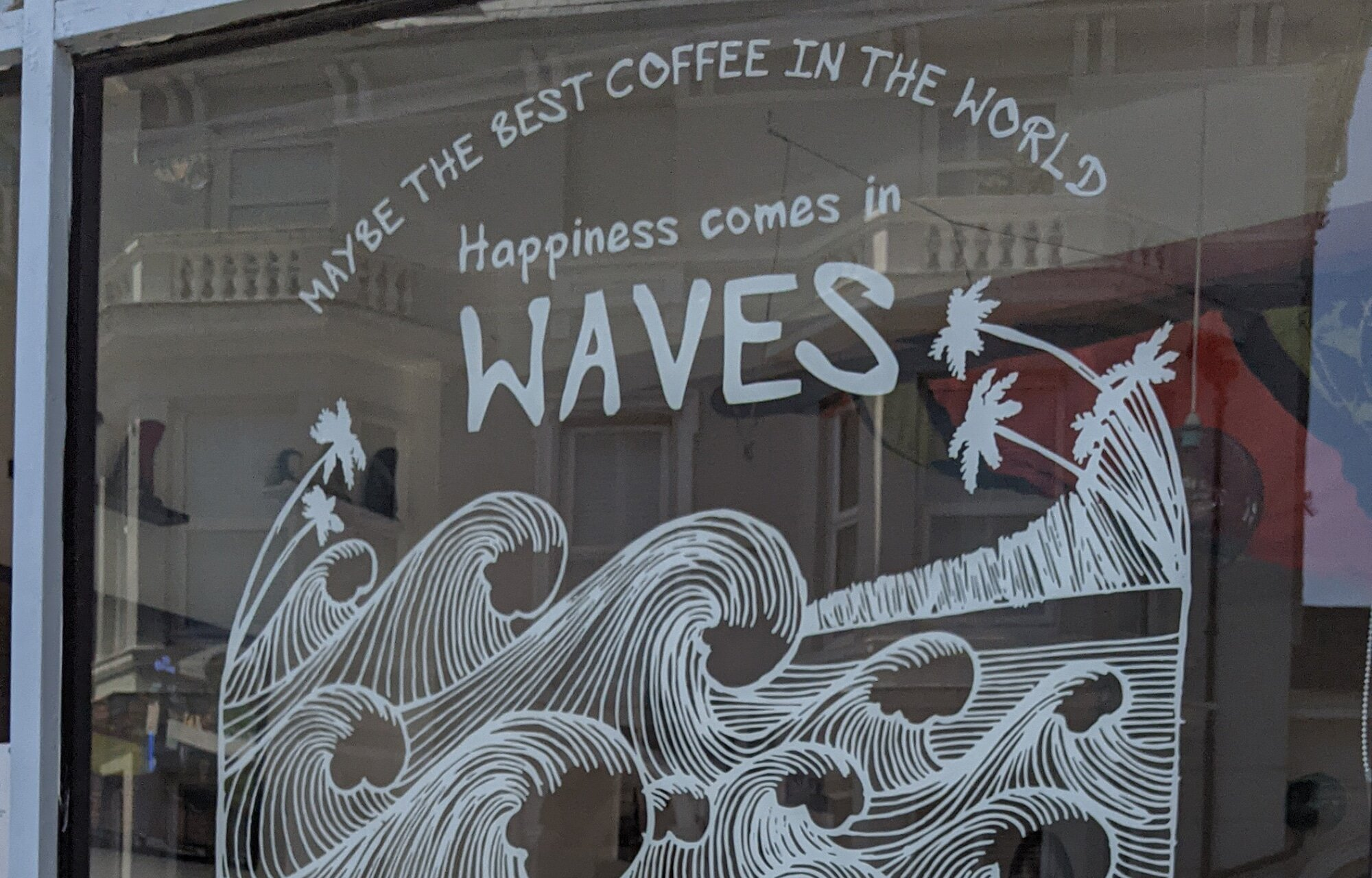 Wholesale Clients In The Spotlight – WAVES COFFEE HOUSE